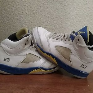 Kids 3Y Jordan retro Laney 5's